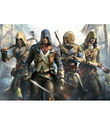 Plakát Assassin's Creed Unity