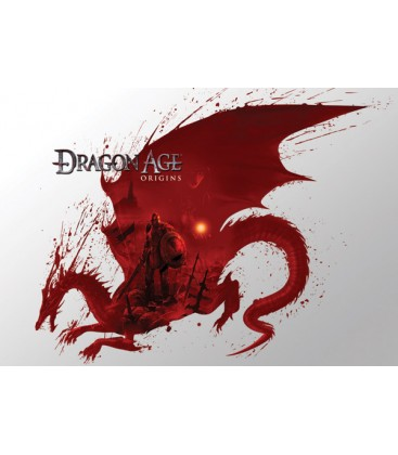 Plakát Dragon Age Origins