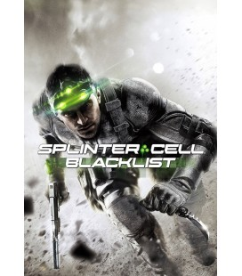 Plakát Splinter cell: blacklist