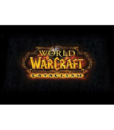 Plakát wow cataclysm